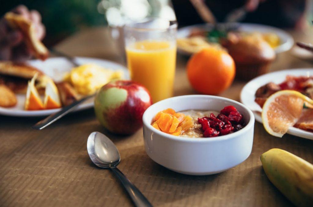 Fruit Breakfast Healthy Eating