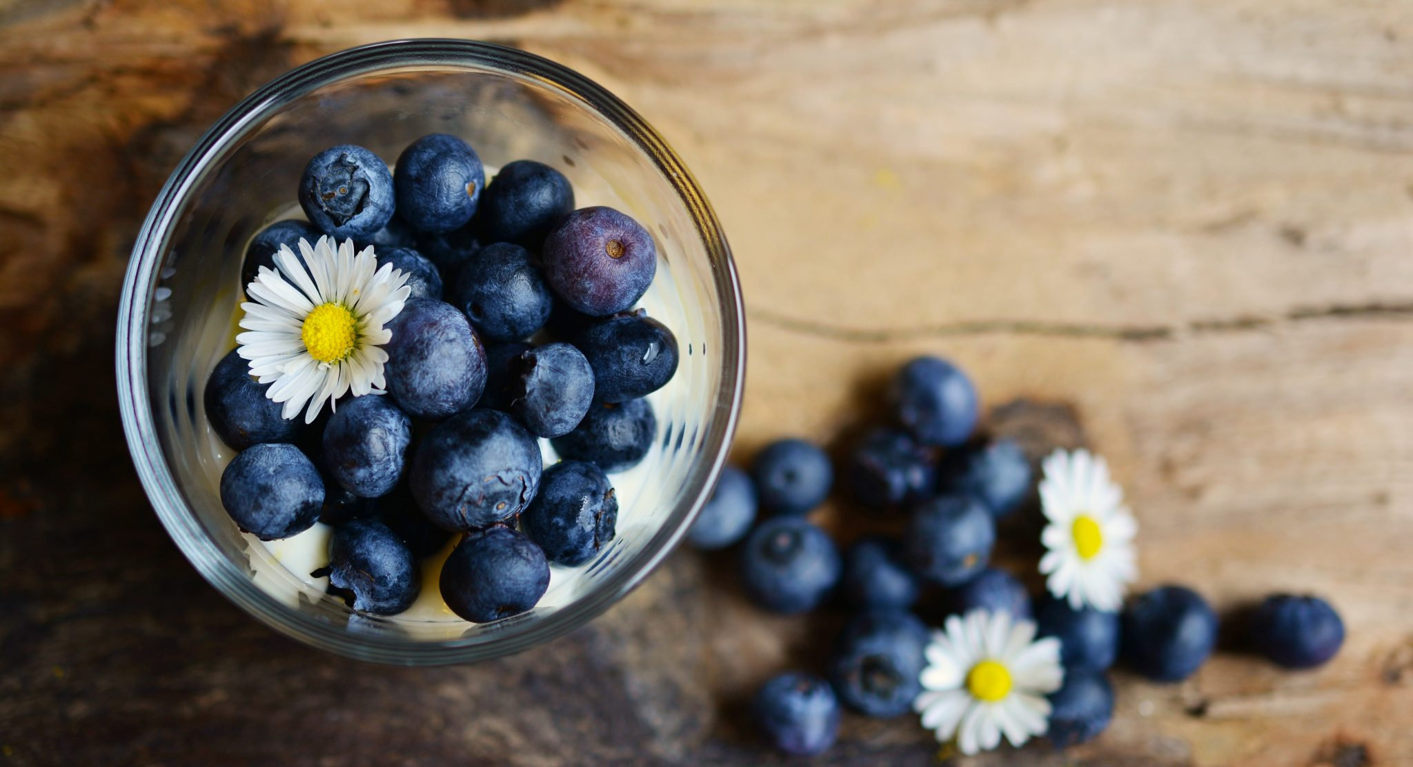 B12 Plant Based Diet Blueberries