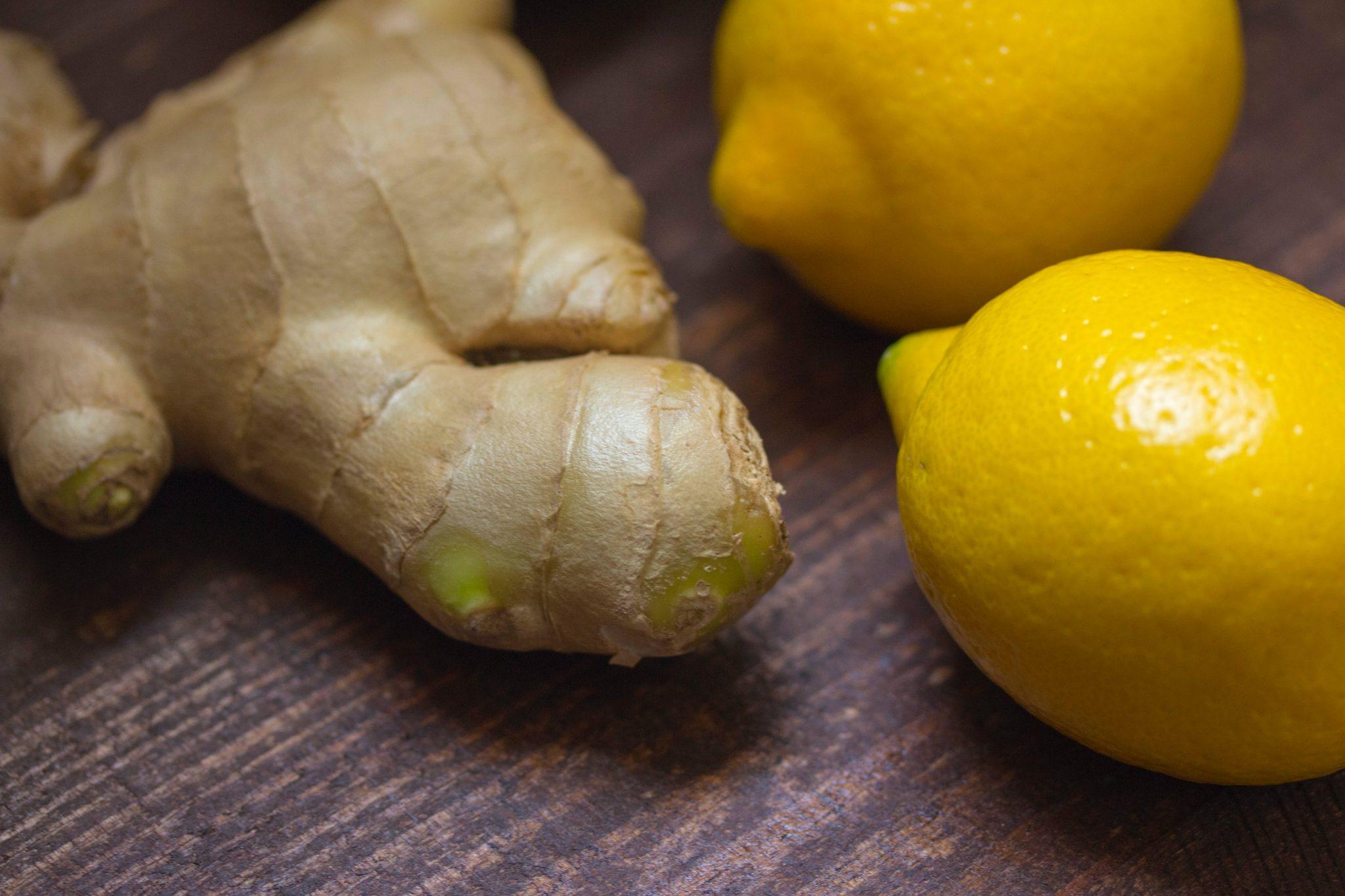 Ginger For Good Health!