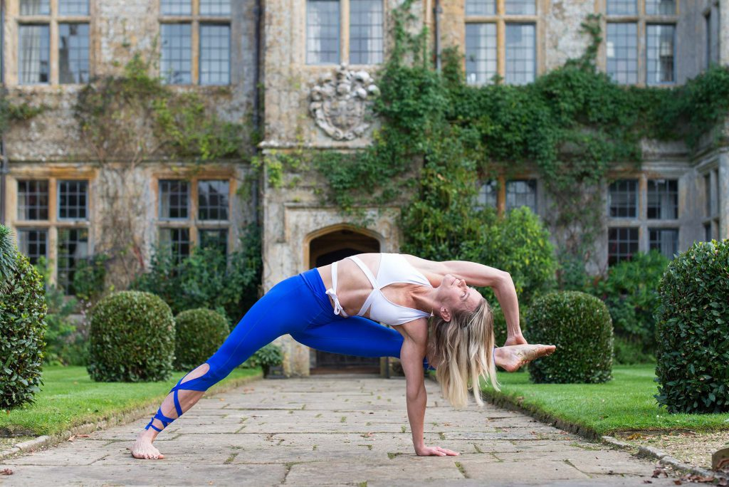 Julie Montagu - Whole Self Yoga teacher training