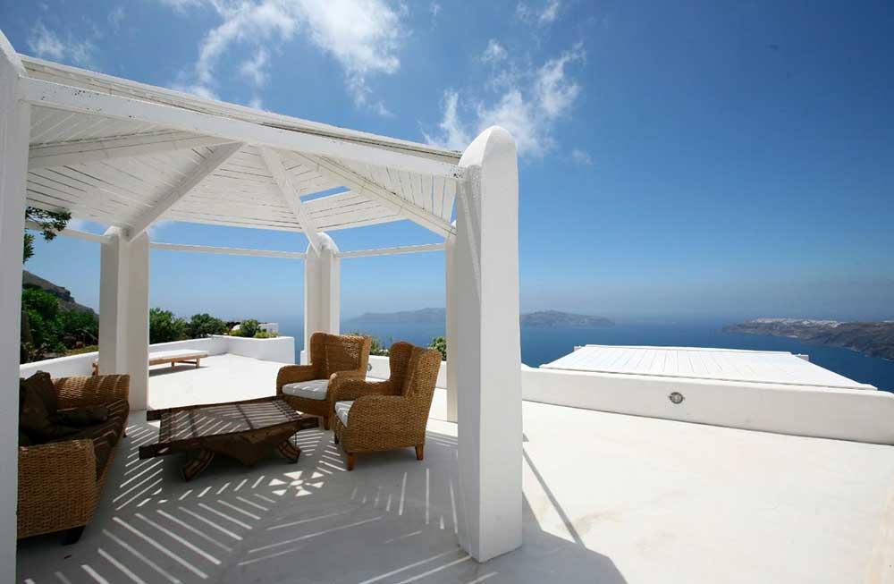 Rocabella Hotel - accommodation on the Whole Self Santorini retreat