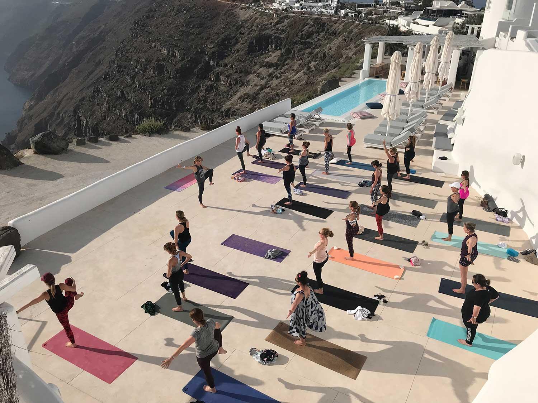 Santorini Whole Self Retreat 2018