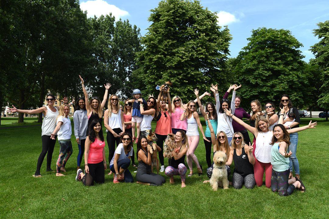 Whole Self Yoga - Building a Brand - Julie Montagu