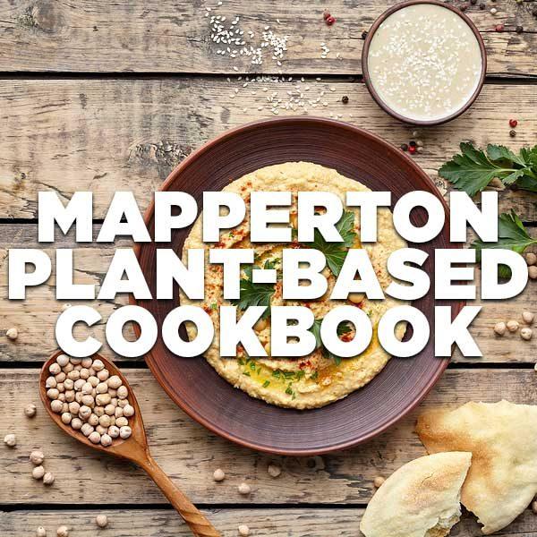 Mapperton Plant-Based Cookbook e-book PDF