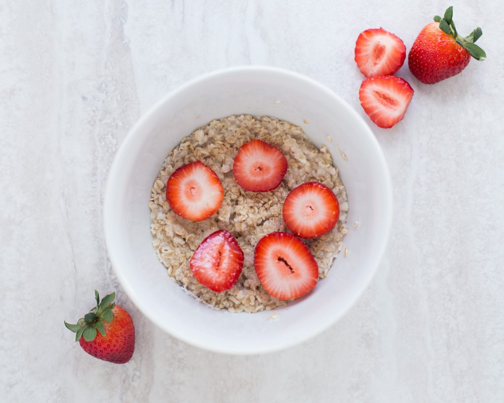 oats whole grain superfood