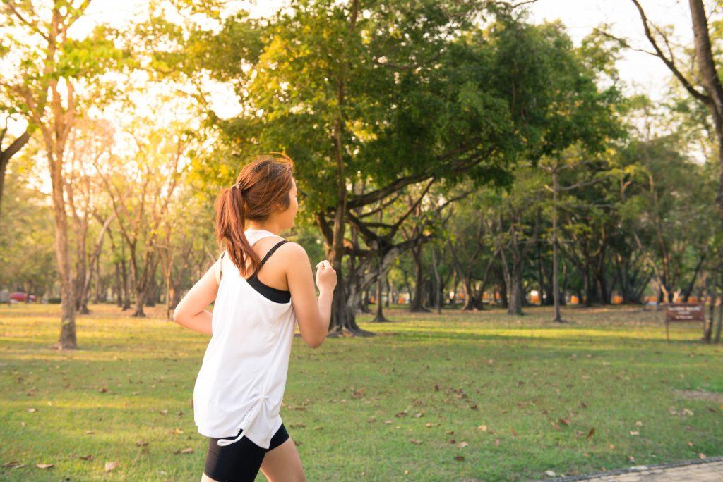 running exercise whole self yoga