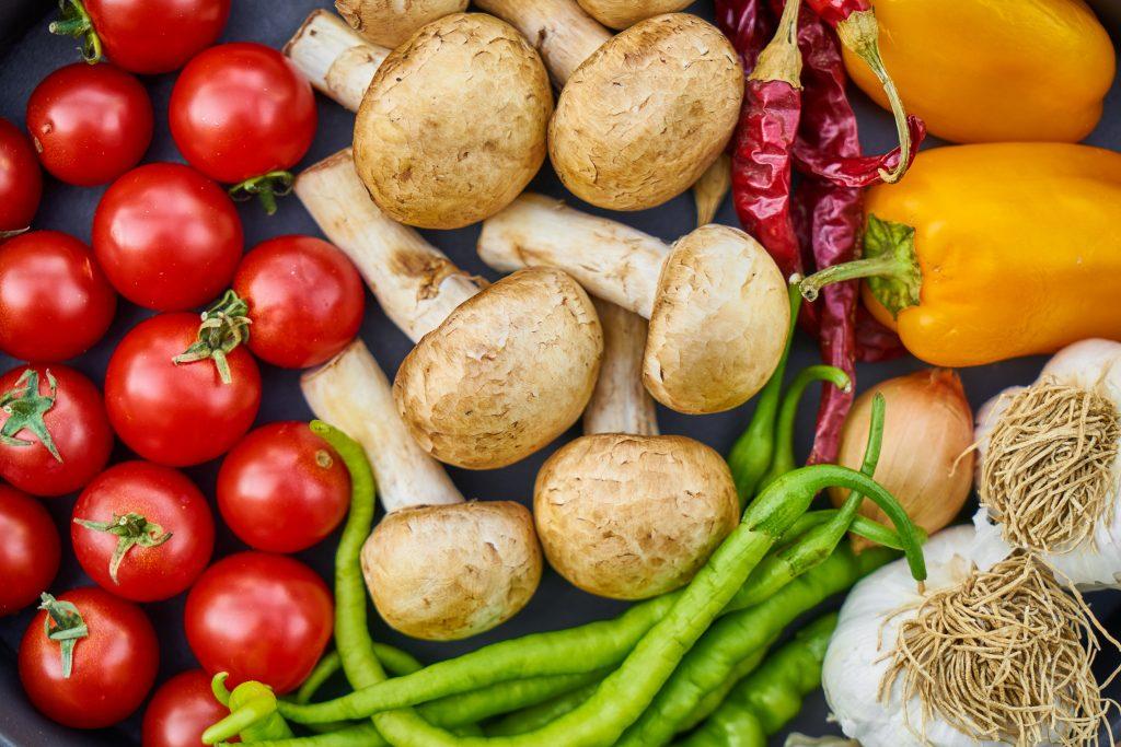 vegetables healthy diet whole self
