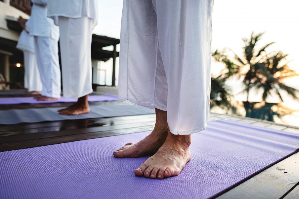 Feet Yoga Whole Self
