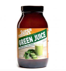 Superfoodies Green Juice