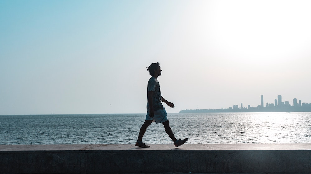 Walking Meditation Whole Self Yoga