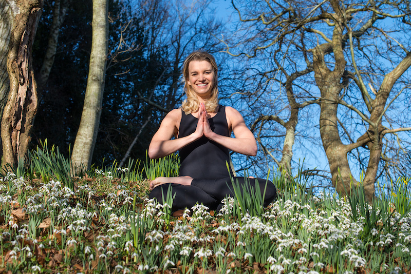 yoga confidence
