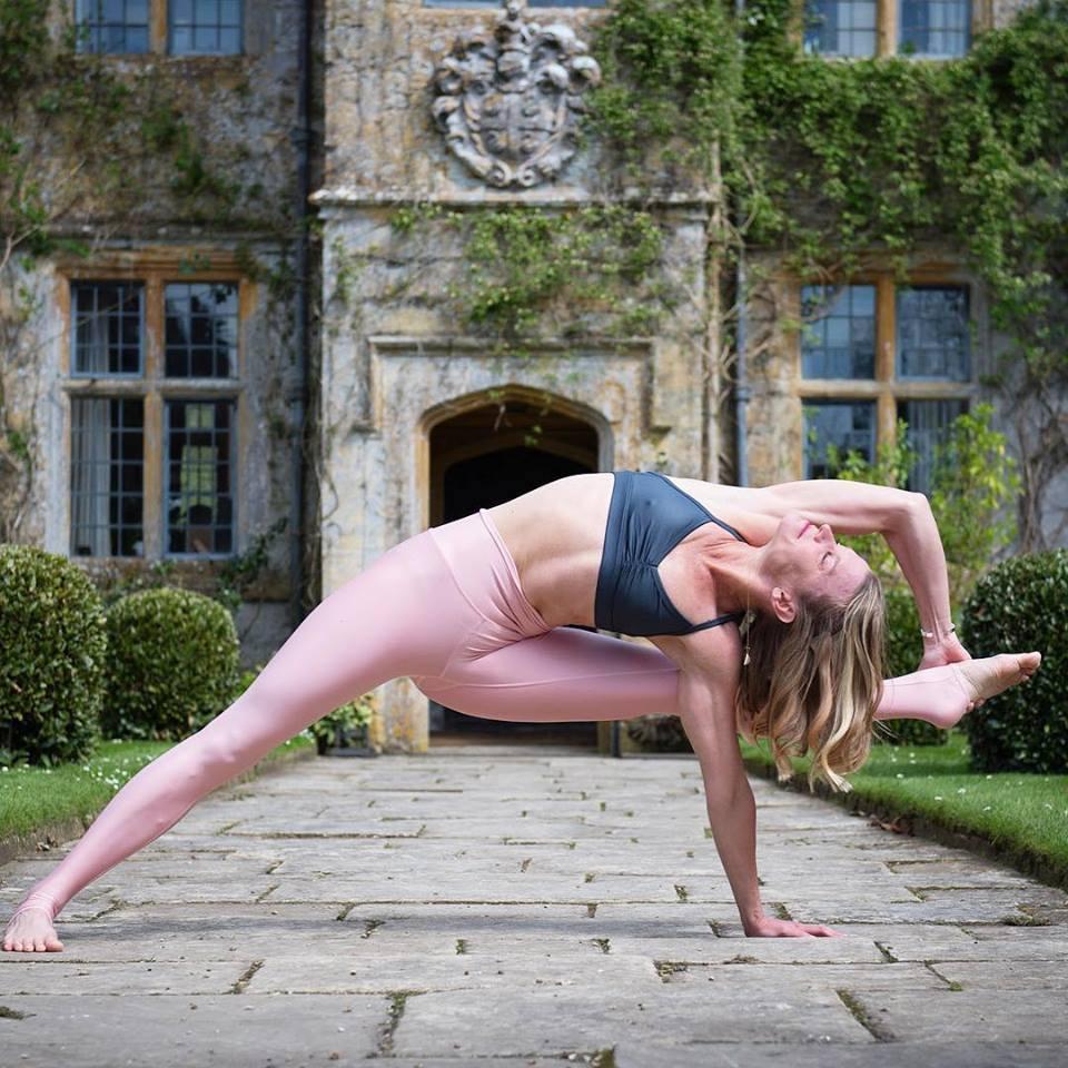 Julie Montagu - Yoga Marketing - Building a Brand
