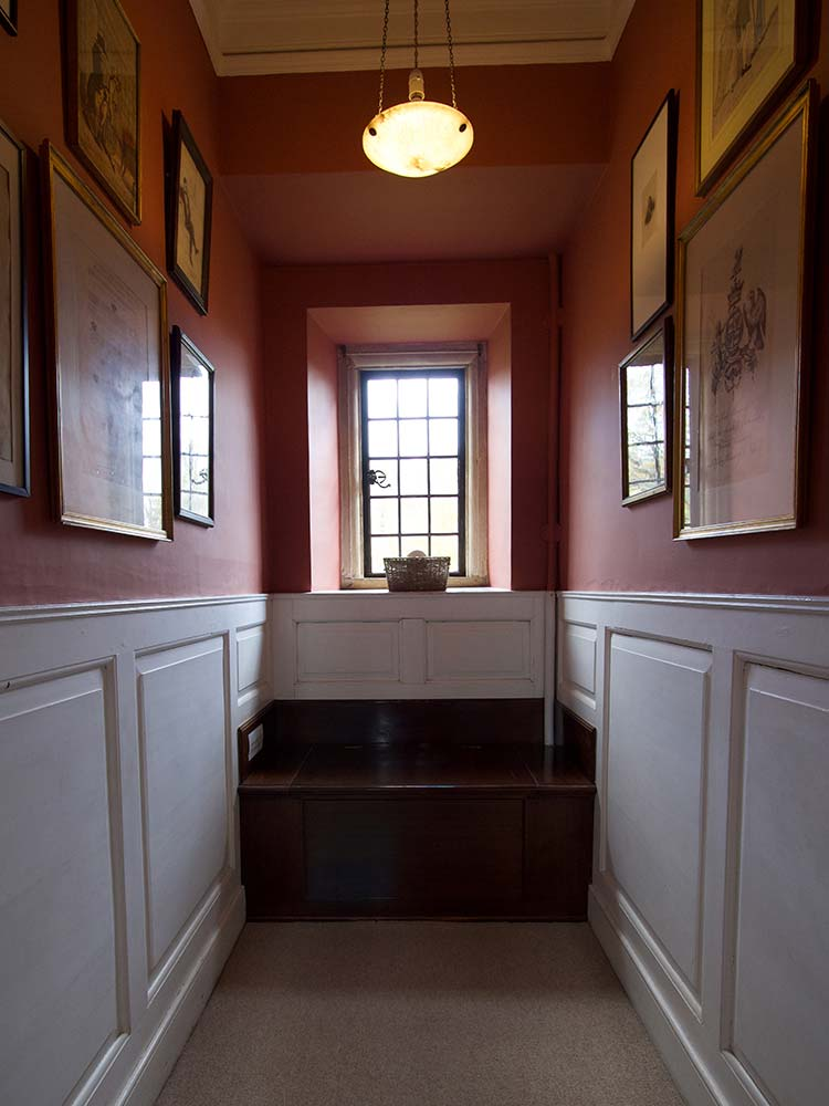 Mapperton House toilet room
