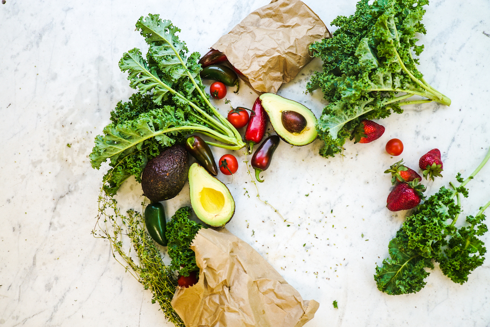 healthy eating stress nutrition
